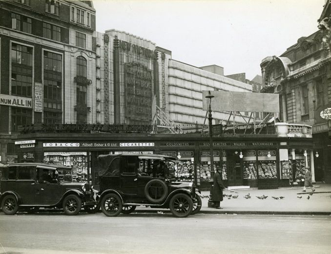 London Victoria station, Southern Railway