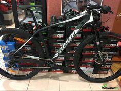 Bicicleta de montaña 29 carbono nueva specialized stumpjumper ht wc talla L con ... en toda España