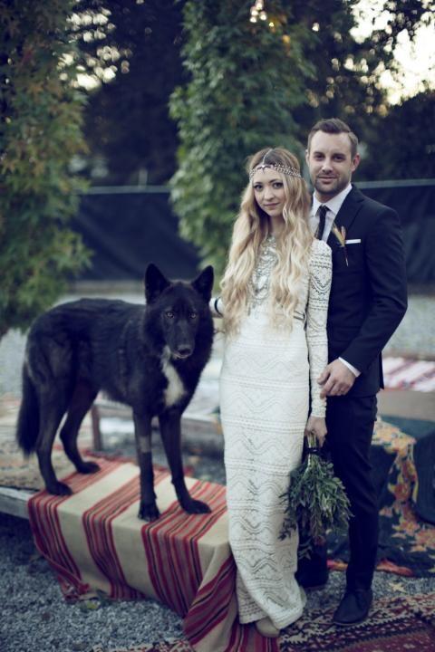 Leah and brice wedding