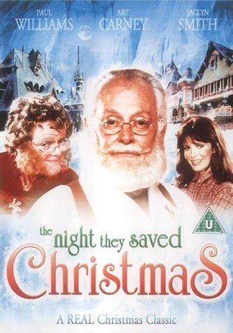 The Night They Saved Christmas - may all time favorite Christmas movie