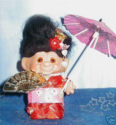 48 Best Images About Vintage Troll Dolls On Pinterest