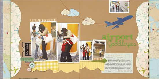 28 best ck pin pal cindy tobey images on pinterest for Farewell scrapbook template