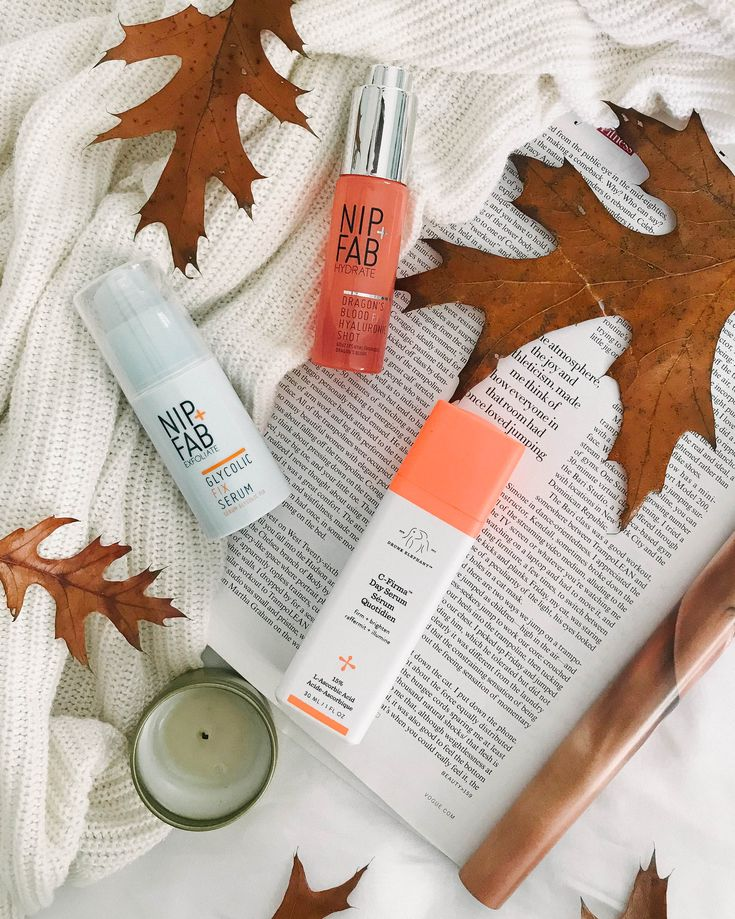The temps are dropping, and dry skin is on its way. My list of skincare products that work hard to combat dryness, and keep you hydrated all winter long