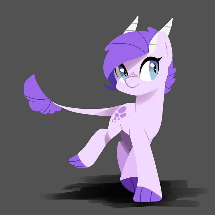 Rarity and spikes daughter Chrystal Claire