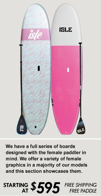 Womens Stand Up Paddle Boards