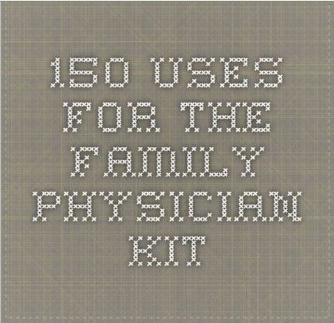 great list of 150 ways to use doTERRA's Family Physician Kit from www.doterraeveryday.com