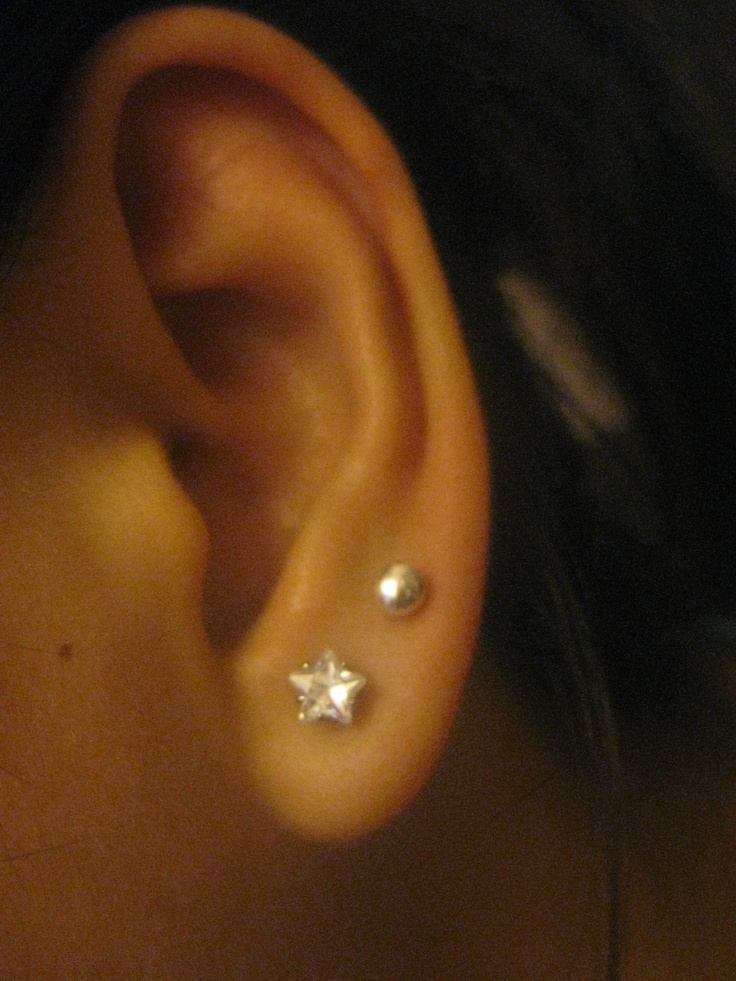 17 Best Images About Second Piercing ♡ On Pinterest