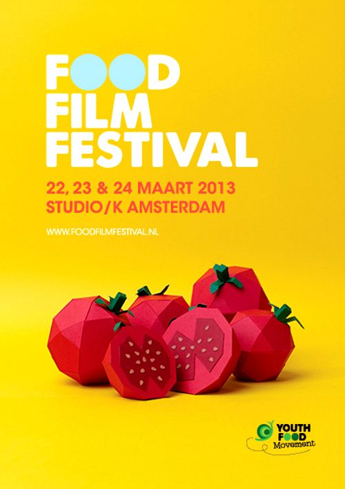 Food Film Festival 2013, Amsterdam