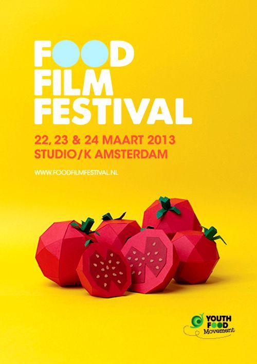 Food Film Festival 2013, Amsterdam