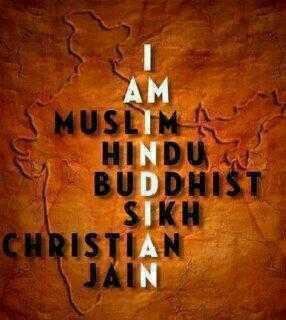 I'am an Indian first.