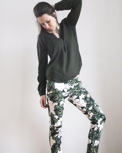 19 best Schnittmuster für Damenhosen images on Pinterest | Für damen ...