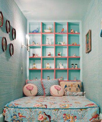Decorar dormitorio estrecho, comodo y practico
