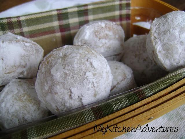 """My Kitchen Adventures: """"Cake Donut"""" Mini Muffins"""