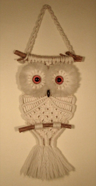 25 Best Ideas About Macrame Owl On Pinterest Macrame