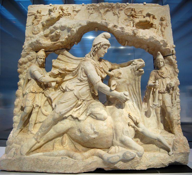 Sidon (Colonia Aurelia Pia au Liban) – musée du Louvre