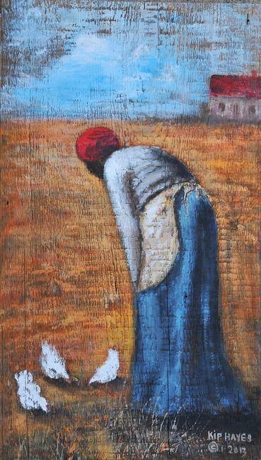 MISS. ANNIE KIP HAYES SOUTHERN FOLK ART by Kip Hayes. Kip Hayes ...