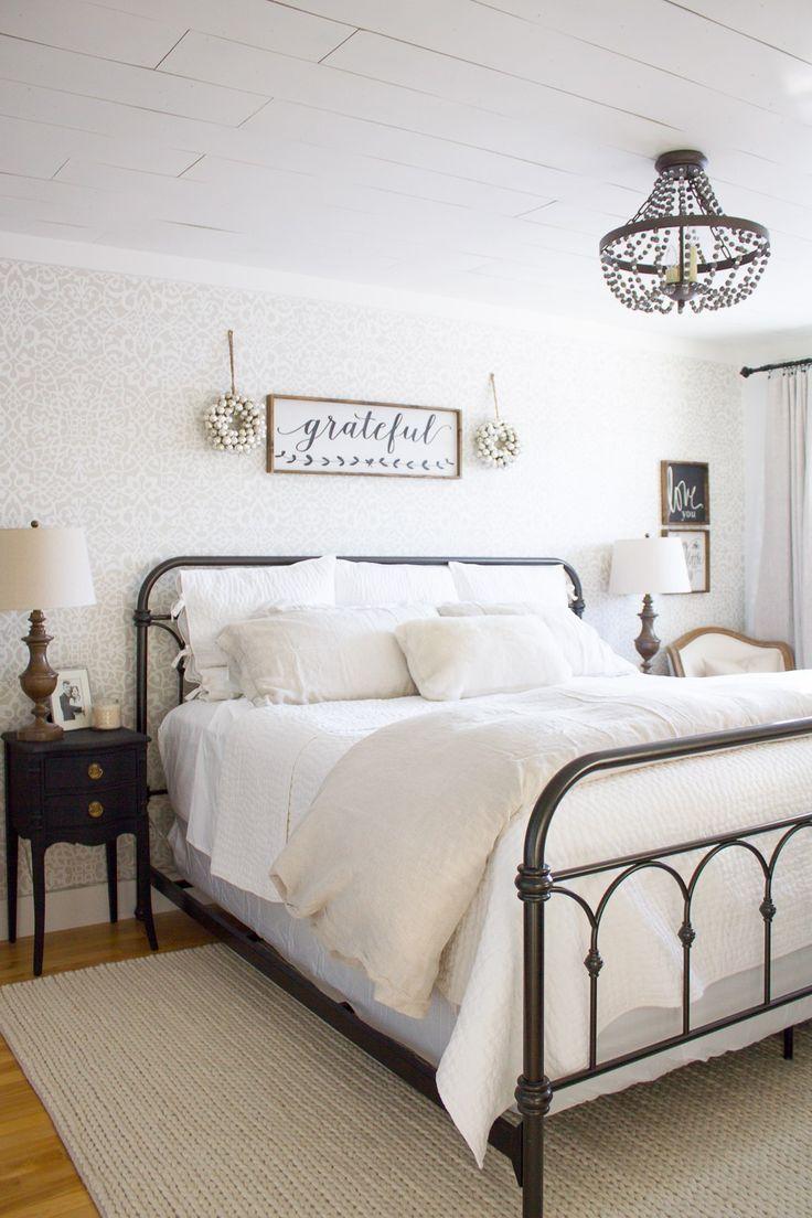 Best 25 Modern farmhouse bedroom ideas on Pinterest