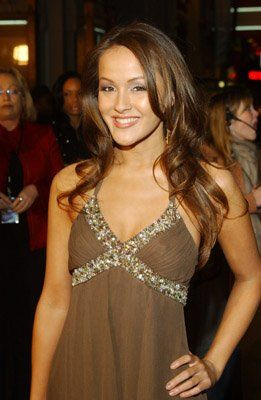Crystal Lowe at event of Final Destination 3 (2006)