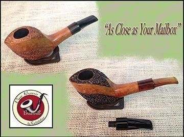 Briarville is a tobacco pipe, smoking pipe repair shop serving the pipe smoking community worldwide.  Pipe repair as close as your mailbox.