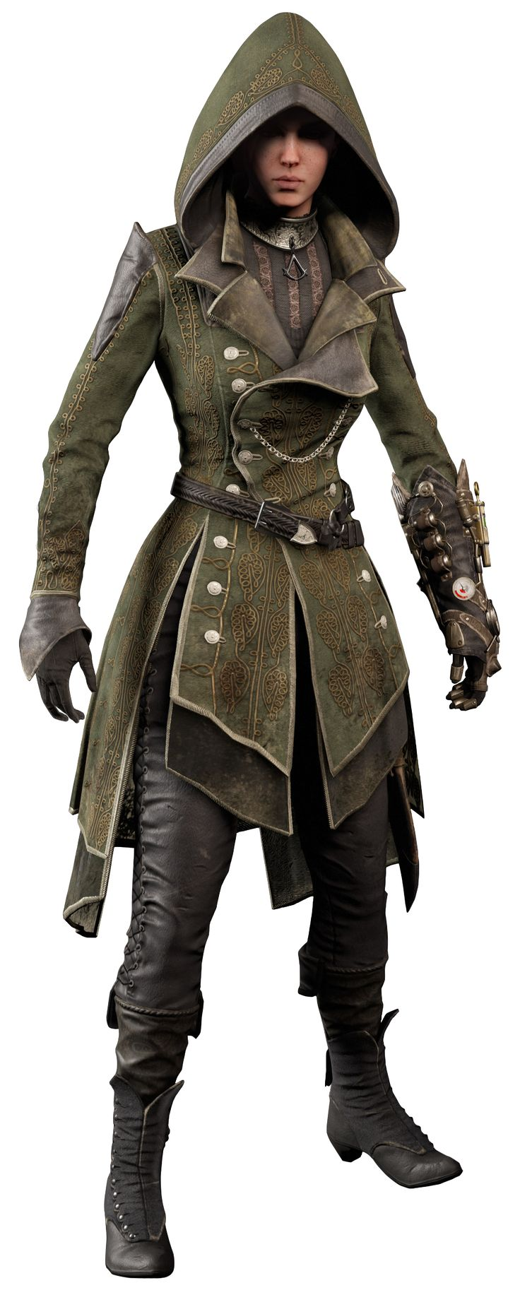 Lydia Frye - Assassin's Creed Wiki - Wikia