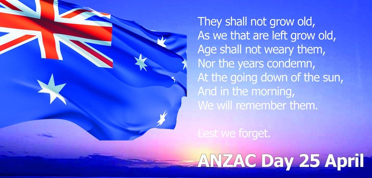 Proud to be Australian