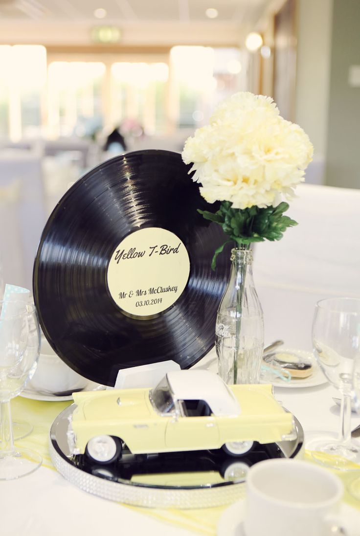20 must haves finishing touches for a fabulous 1950s wedding