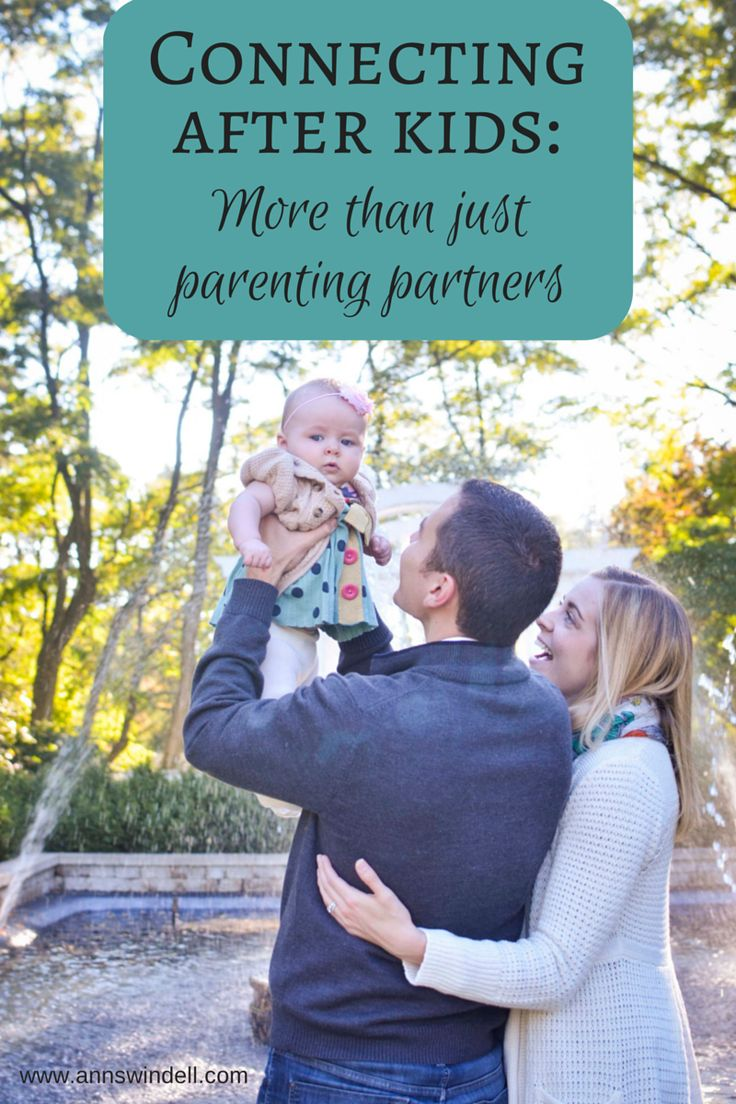 Great insights and tips for having a healthy marriage after kids come along, written by a Christian wife and mom!