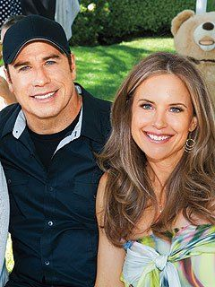 John Travolta and Kelly Preston Welcome a Son