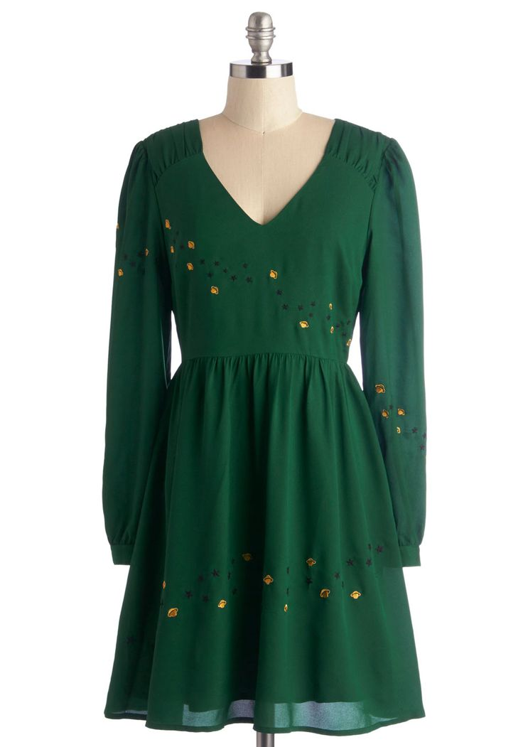 All According to Planet Dress, #ModCloth Ugh, I can't get over this. I love it sooo much!