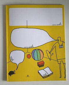 blank book cover - Corraini Edizioni