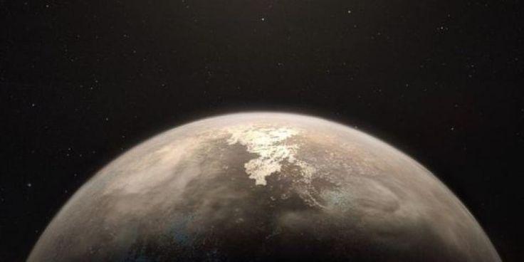 Así es el planeta habitable más cercano recién descubierto [BBC]