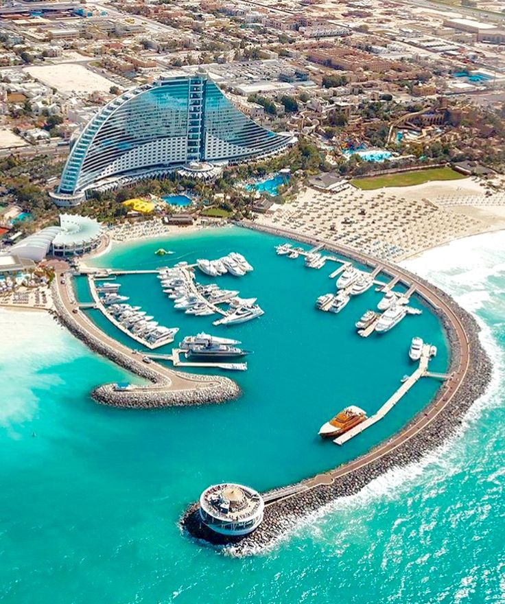 Jumeirah Beach Hotel | Dubai