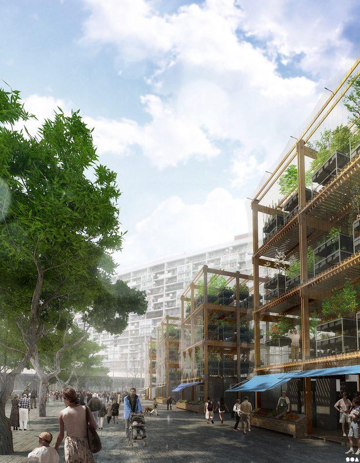 SOA Architectes Paris > Projets > Mini-Ferme