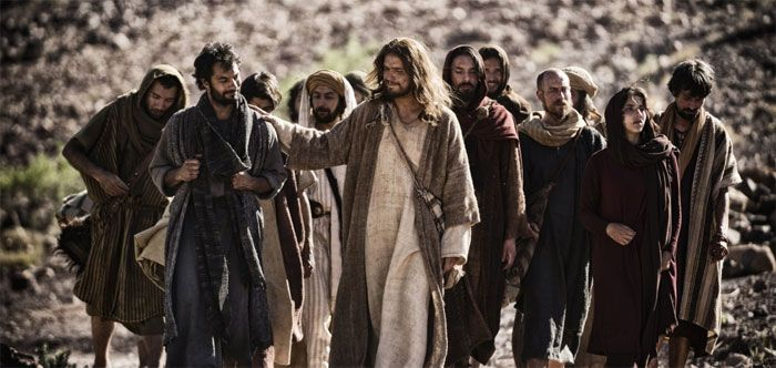 'The Bible' Episode 4: Antagonist Pharisees, Healing of the Leper, and Feeding of 5,000