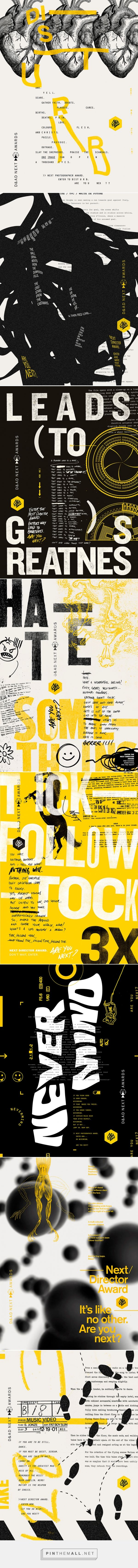 It's Nice That | Brazilian agency  F/Nazca Saatchi & Saatchi designs D&AD creative campaign - created via http://pinthemall.net