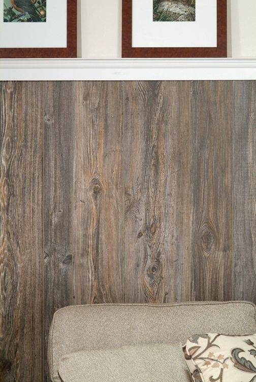 Weathered Wall Paneling : Best ideas about cedar paneling on pinterest master