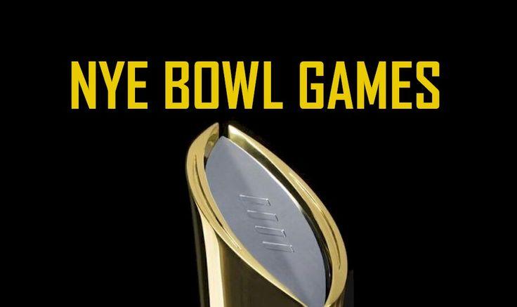 Bowl Games Schedule 2015-16 Heats Up NYE NCAA College Football