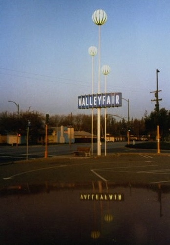 1960s - Forest Ave side of Valley Fair, San Jose, CA, Yep, had a Macy's and Emporium store.