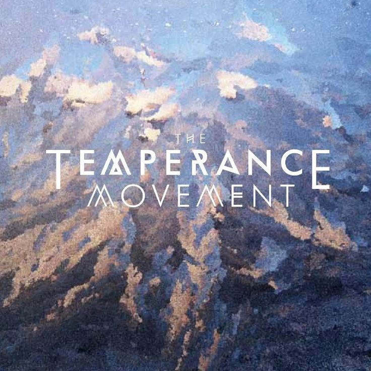 The Temperance Movement - S/T