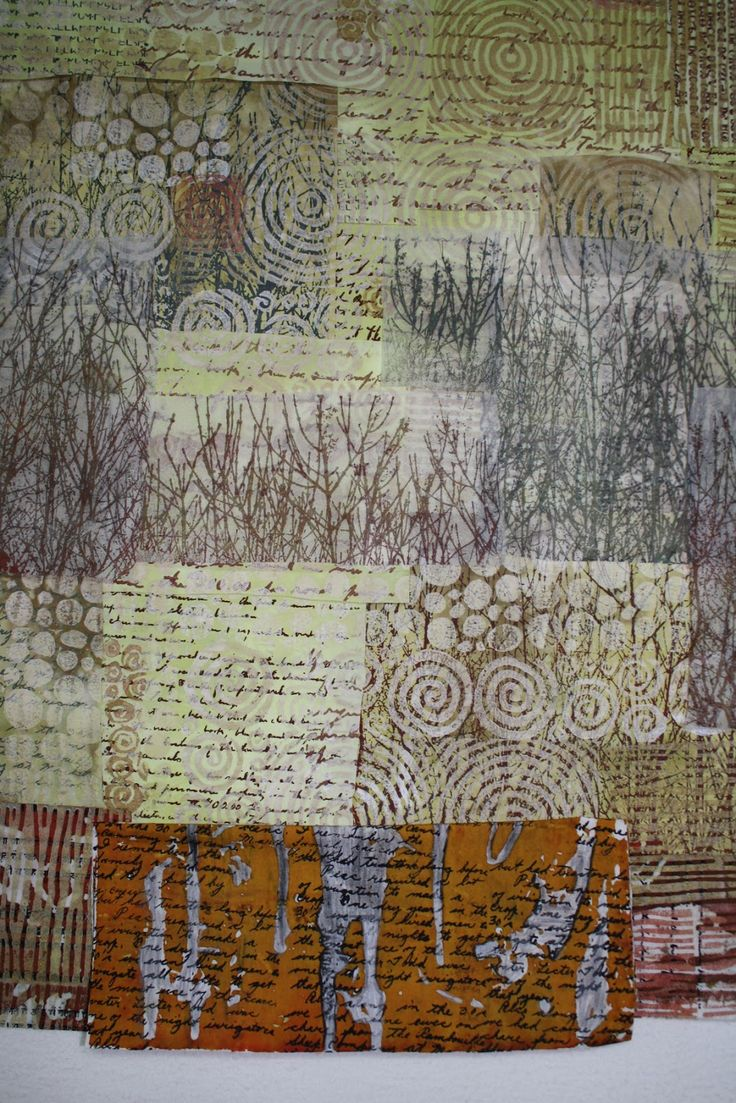 Cynthia St. Charles - Living and Dyeing Under the Big Sky: Deconstructed Screen Printing