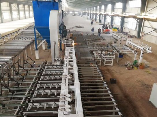 Factory Manufacturer Gypsum Board Production Line Gypsum Powder Production Line Https Xyjxline En Hifactory Com