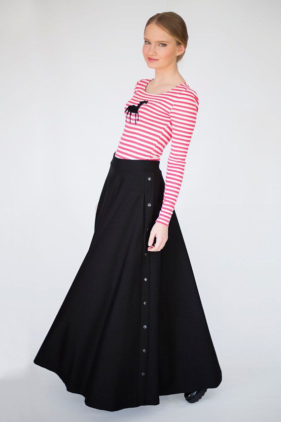 25  best ideas about Long skirts for women on Pinterest | Long ...