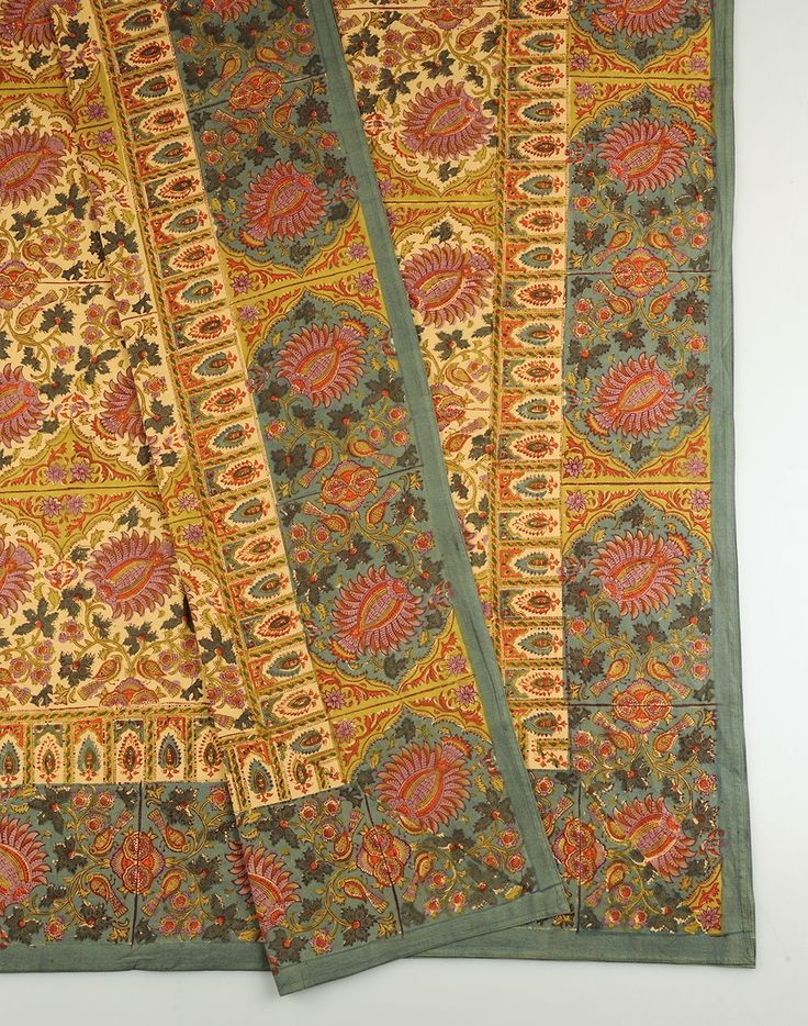 Cotton Printed Kanta Jaal Bedcover