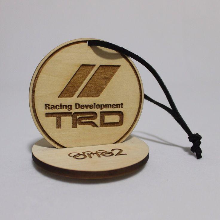 Toyota Racing Development - Enthusiast Mirror Hanger