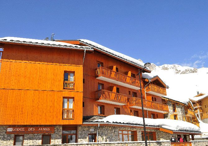 Location Ski Tignes Opodo, promo vacances au ski pas cher Tignes au Club Vacances Lodge des Almes prix promo séjour Opodo à partir 350,00 € ...