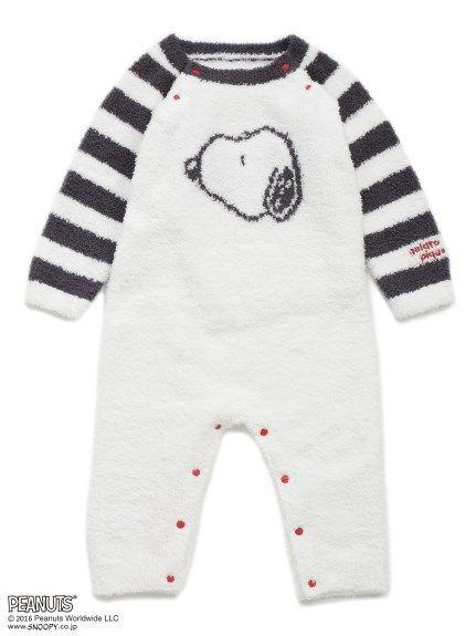 【PEANUTS】ジャガードbabyロンパース(ロンパース・カバーオール(ベビー))|gelato pique Kids&Baby(ジェラートピケ キッズアンドベイビー)|ファッション通販|ウサギオンライン公式通販サイト