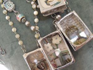 soldered jewelry | soldered charms | Metalsmithing
