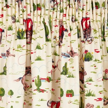 Delightful £90, Brighten Up A Kidu0027s Room With These Fun Lined Curtains In Our Classic