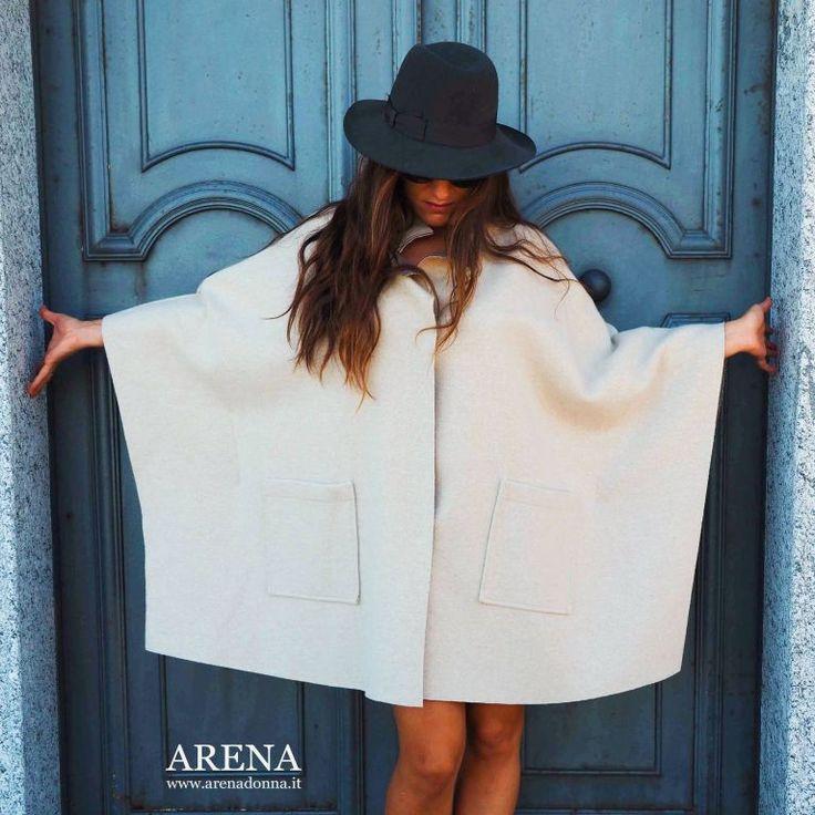 www.Arenadonna.it #coat #fashion da Arena donna #style #shopping  ad Altamura!