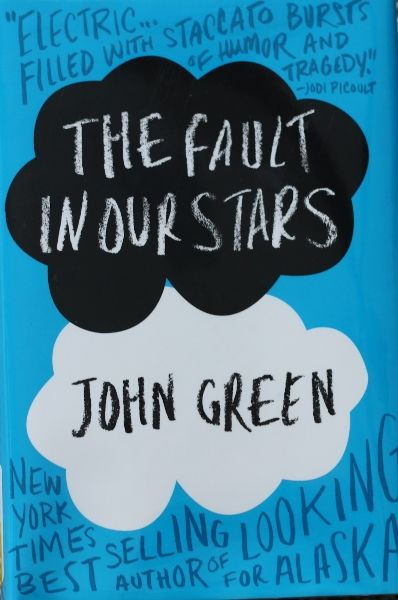 """With all the reviews of this book that are out there, I'll only say this:  Don't limit your reading to what you see as """"appropriate"""" for grownups.  Some of the most moving and well-written fiction being written today is being written for teens and young adults.  This book is no exception.  But I'm a big John Green fan, so perhaps you should read it for yourself....hint hint hint."""